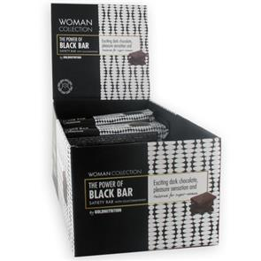 Black Bar Cx. 24 - Woman Collection GoldNutrition