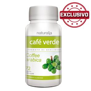 Café Verde Naturalia - Green Coffee