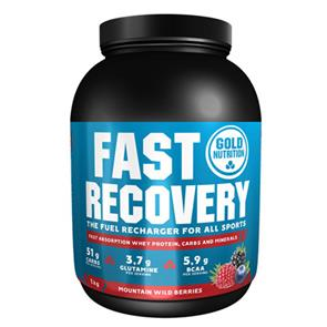 Fast Recovery Drink Wild Berries 1Kg GoldNutrition