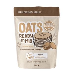 Oats Ready to Mix GoldNutrition - Cookie
