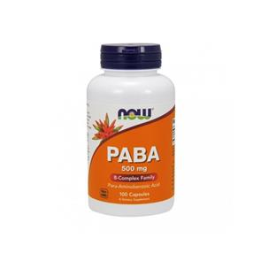 Paba (vitamina bx) - NOW