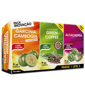 Pack Garcinia Triple Ultimate