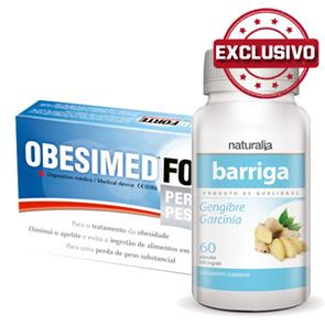 Pack Obesimed Forte + Barriga Naturalia