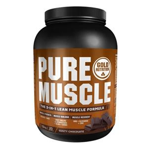 Pure Muscle 1,5Kg Goldnutrition