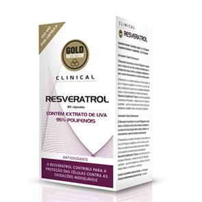 Resveratrol GoldNutrition Clinical