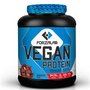 Vegan Protein Chocolate - Forzalab