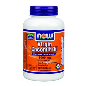 Virgin Coconut Oil - NOW