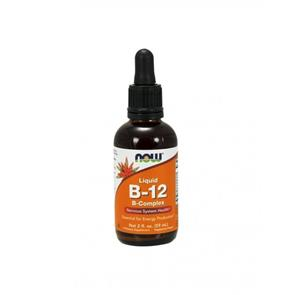 Vitamin B-12 liquid complex - NOW