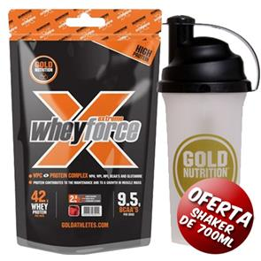 Whey Extreme Force GoldNutrition - 1Kg